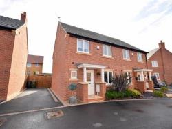 Semi Detached House For Sale  Loughborough Leicestershire LE11