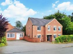 Detached House For Sale  Mansfield Nottinghamshire NG18