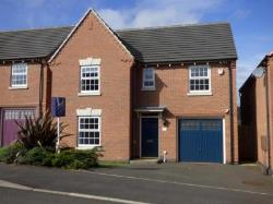 Detached House For Sale  Rainworth Nottinghamshire NG21