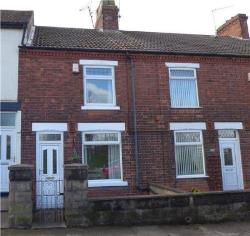 Terraced House For Sale  Skegby Nottinghamshire NG17