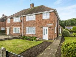 Semi Detached House For Sale  Mansfield Derbyshire NG19
