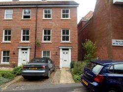 Terraced House To Let  Norwich Norfolk NR14