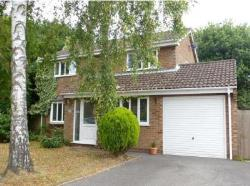 Detached House For Sale Holmwood Garth Ringwood Hampshire BH24
