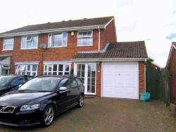 Semi Detached House To Let  Redditch Worcestershire B98