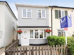 Semi Detached House For Sale  Weybridge Surrey KT13