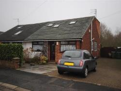 Semi Detached House For Sale  Newton-Le-Willows Merseyside WA12