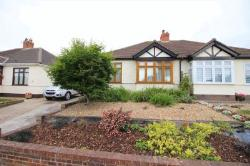 Semi - Detached Bungalow For Sale  Sidcup Kent DA15