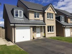 Detached House To Let  Bothiebrigs Drive Aberdeenshire AB12