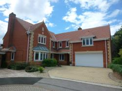 Detached House For Sale  Old Basing Hampshire RG24