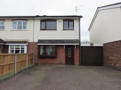 Semi Detached House For Sale  Biddulph Staffordshire ST8