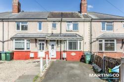 Terraced House For Sale  Tipton West Midlands DY4