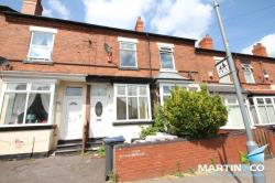 Terraced House For Sale  Handsworth West Midlands B21