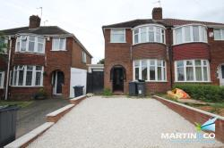 Semi Detached House To Let  Quinton West Midlands B32