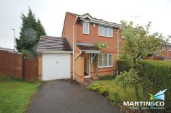 Semi Detached House To Let  Rubery Worcestershire B45