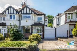 Semi Detached House For Sale  Harborne West Midlands B17