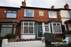 Terraced House To Let  Bearwood West Midlands B67