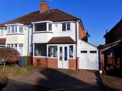 Semi Detached House For Sale  Cofton Hackett Worcestershire B45