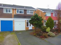 Semi Detached House For Sale  Ferndale Close Worcestershire B61