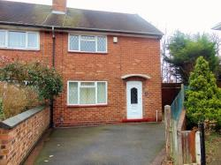 Semi Detached House For Sale  Belton Grove Worcestershire B45