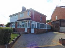 Semi Detached House For Sale  Longbridge West Midlands B31