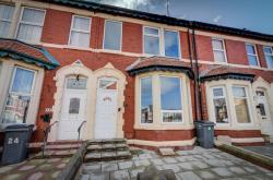 Terraced House To Let  Blackpool Lancashire FY2