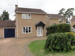 Detached House To Let  Blackbird Close Suffolk IP31
