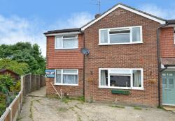 Semi Detached House To Let  CAMBERLEY Hampshire GU17