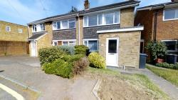 Semi Detached House For Sale  Canterbury Kent CT2