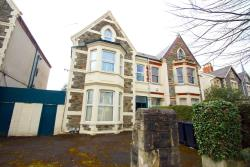 Semi Detached House For Sale  CARDIFF Glamorgan CF24