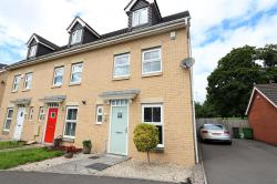 Terraced House For Sale  St Mellons Gwent CF3