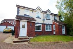 Semi Detached House To Let  Burwell Close Glamorgan CF23