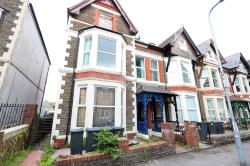 Flat For Sale  Roath Glamorgan CF24