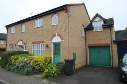 Semi Detached House To Let  Hidcote Way Essex CM77