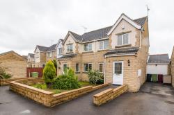 Semi Detached House For Sale  Peak Close Derbyshire S45