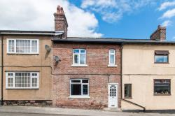 Terraced House For Sale Barrow Hill Chesterfield Derbyshire S43
