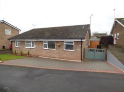 Semi - Detached Bungalow For Sale  Thringstone Leicestershire LE67