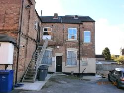 Flat To Let  Blackpool Street Staffordshire DE14