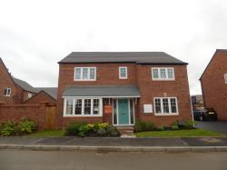 Detached House For Sale  Ibstock Leicestershire LE67