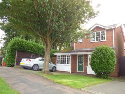 Detached House For Sale  Hugglescote Leicestershire LE67