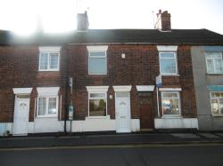 Terraced House To Let  Coalville Leicestershire LE67