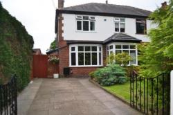 Semi Detached House To Let  Cross Road Cheshire CW1