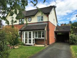 Semi Detached House To Let  Abbey Fields Cheshire CW2