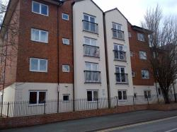 Flat To Let  Delamere Court Cheshire CW1