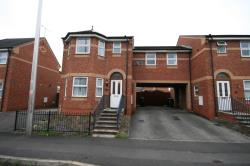 Detached House To Let  Crewe Cheshire CW2