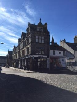 Flat To Let  St Andrews Fife KY16