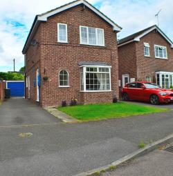 Detached House To Let  Findern Derbyshire DE65