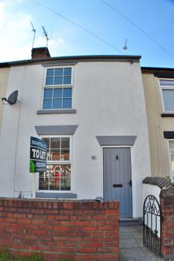 Terraced House To Let  Borrowash Derbyshire DE72