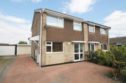 Semi Detached House For Sale Armthorpe Doncaster South Yorkshire DN3