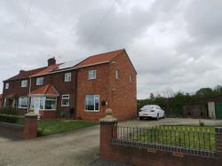 Semi Detached House To Let  Hill Road Lincolnshire DN21