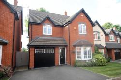 Detached House For Sale  Desford Leicestershire LE9